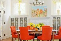 dining rooms / by Keve Butterfield