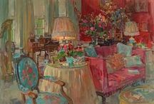 Art - Renderings of Interiors / by Keve Butterfield