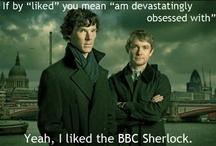 Sherlock! / by Cathy H