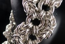 Chainmaille my wrists! / by Judy Mastagni