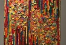 Art - Art Quilts & Textile Arts / by Suzan Engler