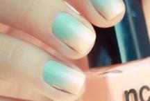 Pretty nails / by Gillian Nowlan