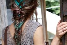 Hair Styles / by Gillian Nowlan