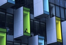 Modern Architecture Art / by Gillian Nowlan