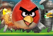 angry bird bedroom / by Amy Goodman