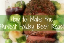 Holiday Feasting / by BEEF Loving Texans