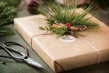 Homespun Christmas / Crafty Christmas accents.  / by Cracker Barrel Old Country Store