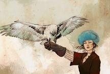 Illustration / by Celia Karpatkin