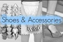 Shoes & Accessories / Shoes & Accessories we love. / by Penny Chic