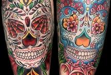 Tattoos / by Alex Fenwick