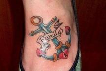 tattoos® / by Cassandra Rubin