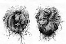 for women: hair, wraps, scarves / by Gloria Thompson