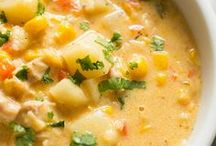 Soups / by Kristen Martz