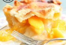 Pies, Cobblers, & Tarts / by Kristen Martz