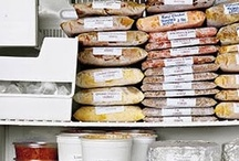 Freezer Cooking & Menu Planning / by Kristen Martz