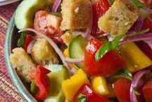 Sides - Salads / by Kristen Martz