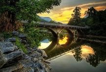 bridges  / by Gloria Thompson