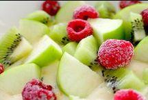 Fruit & Fruit Salads / by Kristen Martz