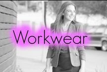 Workwear / Perfect outfits that are penny chic, and appropriate for work / by Penny Chic
