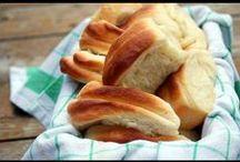 Bread Machine Recipes / by Kristen Martz