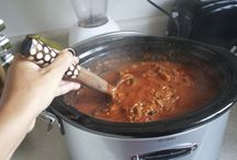 the lazy gourmet (slow cooker) / by K