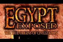 ancient egypt / by Gloria Thompson