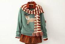 Editors Pick: Christmas Fashion / by PONY ANARCHY MAGAZINE