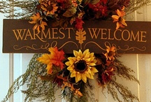 Fall / Thanksgiving / Halloween / by Shauna Scarborough