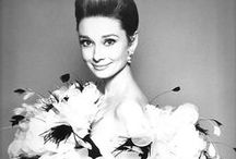 Audrey Hepburn / by California Closets and American Vintage