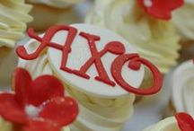 Alpha Chi Omega / by WendyBird Designs