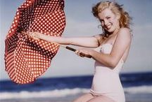 Marilyn Monroe / by California Closets and American Vintage