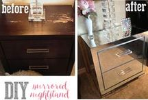 Furniture Makeover / by Kelly Andrews