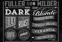 Typography / by The Stitcherati