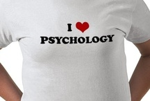 Psychologically Speaking / General psychology interests not necessarily related to my work.  / by David Farrar