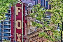 Atlanta / by Sue DeVos