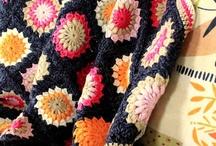 Crochet Blankets/Afghans / by Joy Merrill