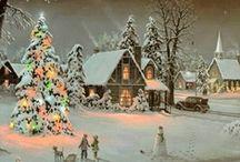 Vintage Christmas / by Janele Bouchard Coyle