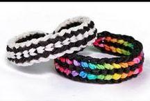 Awe Snap...Rubberband Bracelets / by Felicia Barnick/Spunky Sprogs
