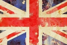 Anglophile  / an obsession with England that is ever growing / by Jackie Triggs