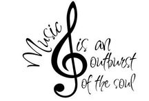 music is medicine for your soul / by Debbie Dugan