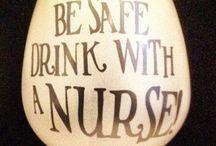 Nurses rock / by Debbie Dugan