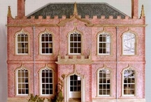 Miniature Dolls Houses / by Debbie Wright