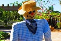 Scarecrows in the Garden / by Naples Botanical Garden