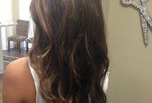 Hair / by Tori Cearlock