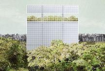 ARCHITECTURE / ARQUITECTURA / architecture/design I . B Y . N A T U R E .  A M .  A  . W A N D E R E R . . . . / by Desiree Casoni