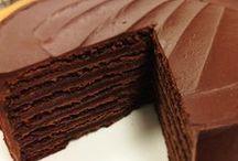 :: Chocolate :: / by Caroline's Cakes