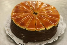 Cake History / Finding layer cakes around the world and throughout history! / by Caroline's Cakes