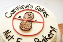Nut Free Baking / Proudly a nut free bakery, we are advocates of the nut free community and want to spread the word! / by Caroline's Cakes