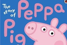 Peppa Pig / Peppa Pig Books and Activity Books / by THE LEARNING BUS Language Centre & Bookshop