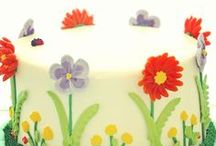 Springing into Spring / Blooming flowers...warm weather...whats not to love about Spring?! / by Caroline's Cakes